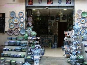 摩洛哥皮件及西班牙陶瓷