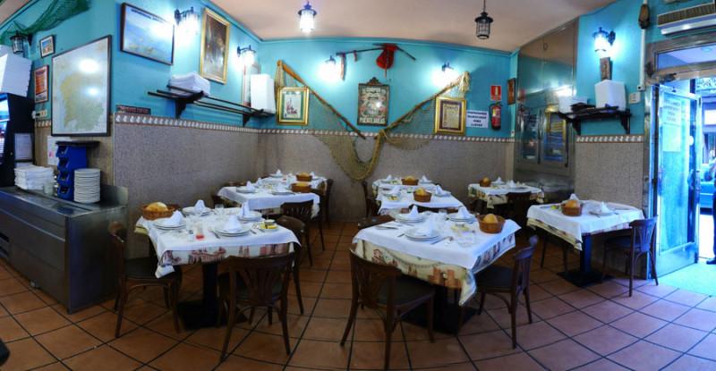 Ribeira Do Miño restaurante