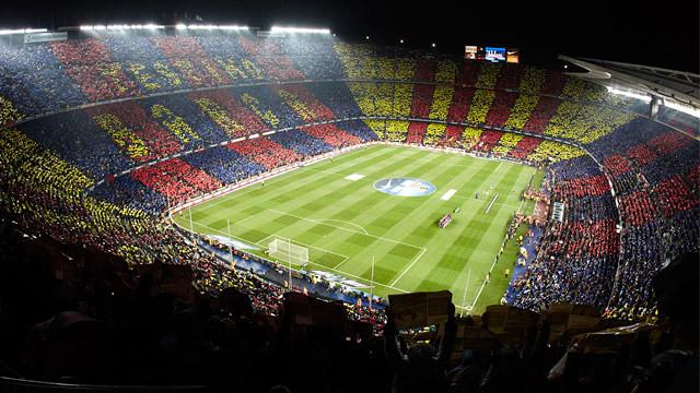 Camp Nou诺坎普球场
