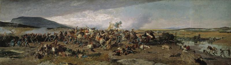 WAD-RAS战役可以在普拉多博物馆里看到这幅油画。