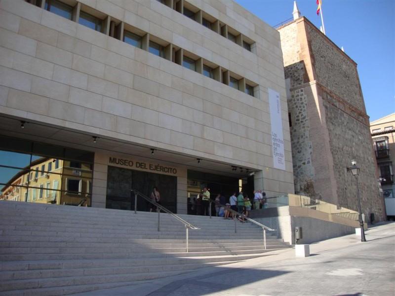 MUSEO DEL EJÉRCITO (ALCÁZAR DE TOLEDO