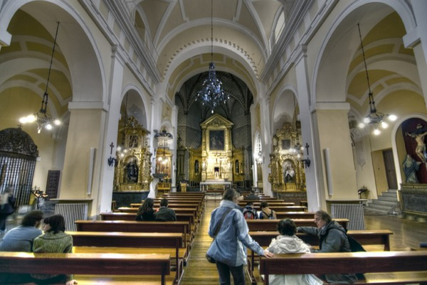 Iglesia de Santo Tome. Toledo