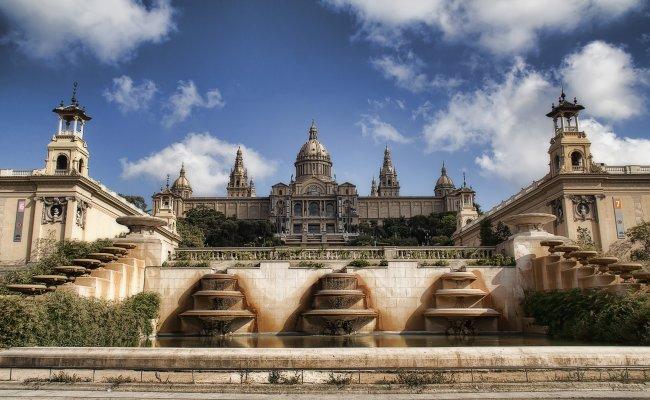 Museo Nacional de Art de Catalunya加泰罗尼亚国家艺术博物馆