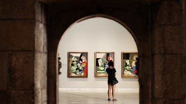 Picasso Museum巴塞罗那毕加索博物馆