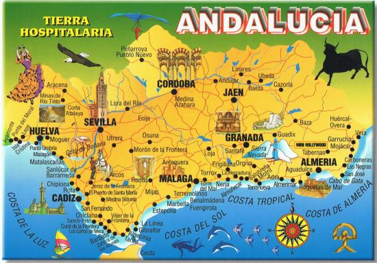 安达卢西亚13日之旅