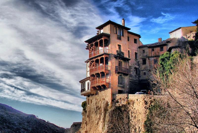 中世纪要塞都市昆卡Cuenca
