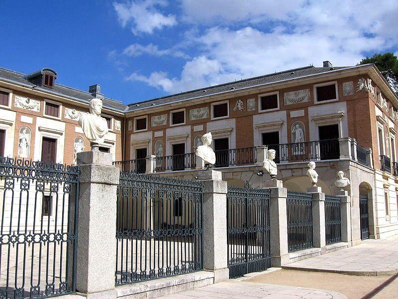 Casa del Labrador 王子花园内的农夫之家, situada en el Jardín del Príncipe de Aranjuez