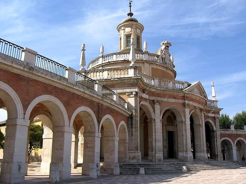 Iglesia de San Antonio de Aranjuez 圣安东尼奥教堂