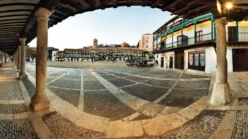 马约尔广场Plaza Mayor