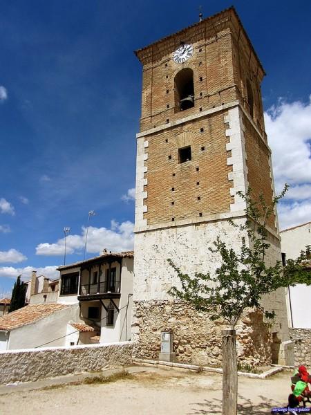 钟楼Hacia la Torre del Reloj
