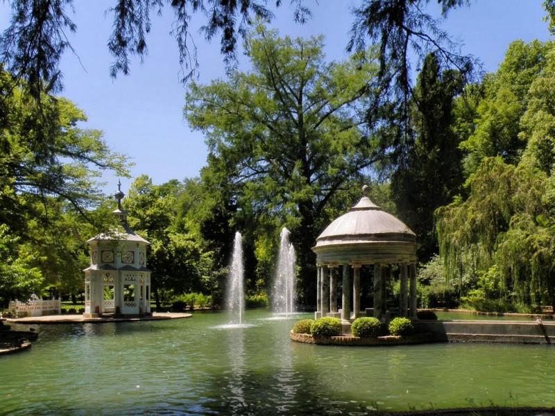 Jardín del Príncipe 王子花园