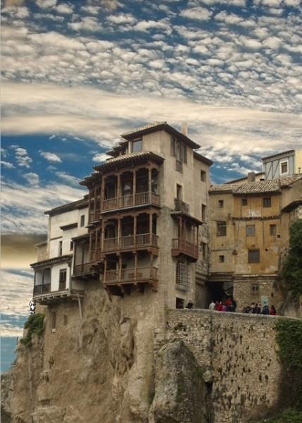 Casas Colgadas (悬空之家)