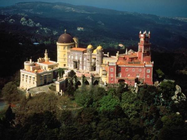 佩纳王宫Palácio da Pena