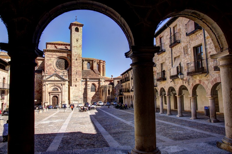 Plaza Mayor Sigüenza