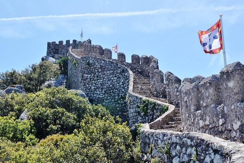 摩尔人城堡Castelo dos Mauros