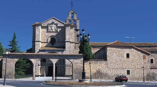 圣托马斯皇家修道院(Real Monasterio de Santo Tomás)