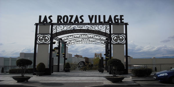 名品打折街 Las Rozas Village