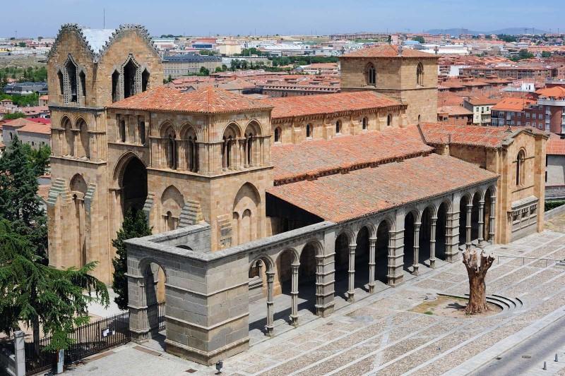 圣维森特教堂Basilica de San Vicente
