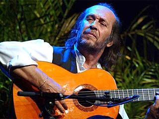 Paco De Lucia 弗拉门戈吉他大师