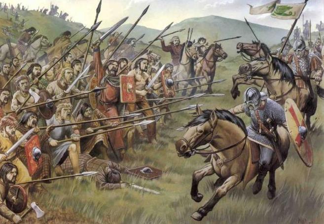 西班牙帝国的日耳曼统治
