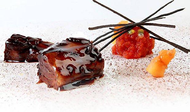 马德里米其林餐馆